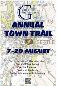 Town trail poster with dates 14 (Small)