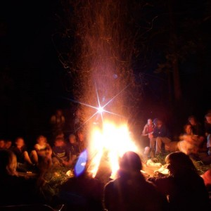 settle stories campfire