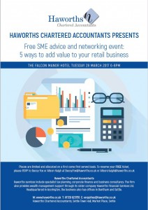 Falcon Event Haworths Accountants Settle