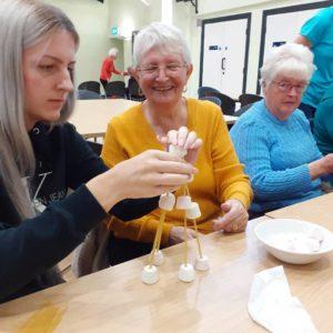 Dementia Forward Looking for Volunteers in Settle
